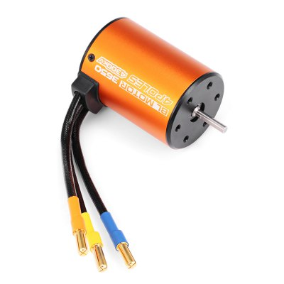3650 4300KV Brushless Motor + 60A ESCRC Car Parts<br>3650 4300KV Brushless Motor + 60A ESC<br><br>Package Contents: 1 x Motor, 1 x ESC<br>Package size (L x W x H): 9.50 x 6.50 x 5.00 cm / 3.74 x 2.56 x 1.97 inches<br>Package weight: 0.3100 kg<br>Product weight: 0.2870 kg<br>Type: ESC, Motor