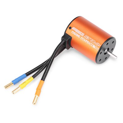 3650 3500KV Brushless Motor + 60A ESCRC Car Parts<br>3650 3500KV Brushless Motor + 60A ESC<br><br>Package Contents: 1 x Motor, 1 x ESC<br>Package size (L x W x H): 9.50 x 6.50 x 5.00 cm / 3.74 x 2.56 x 1.97 inches<br>Package weight: 0.3100 kg<br>Product weight: 0.2870 kg<br>Type: ESC, Motor