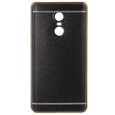 Gearbest Luanke TPU Soft Case Cover  -  BLACK