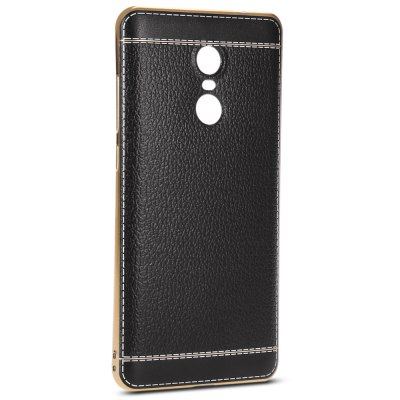 Luanke TPU Soft Case CoverCases &amp; Leather<br>Luanke TPU Soft Case Cover<br><br>Brand: Luanke<br>Color: Black,Brown<br>Compatible Model: Redmi Note 4X<br>Features: Anti-knock, Back Cover<br>Mainly Compatible with: Xiaomi<br>Material: TPU<br>Package Contents: 1 x Phone Case<br>Package size (L x W x H): 21.00 x 13.00 x 2.00 cm / 8.27 x 5.12 x 0.79 inches<br>Package weight: 0.0440 kg<br>Product Size(L x W x H): 15.20 x 7.80 x 1.00 cm / 5.98 x 3.07 x 0.39 inches<br>Product weight: 0.0200 kg<br>Style: Cool, Pattern