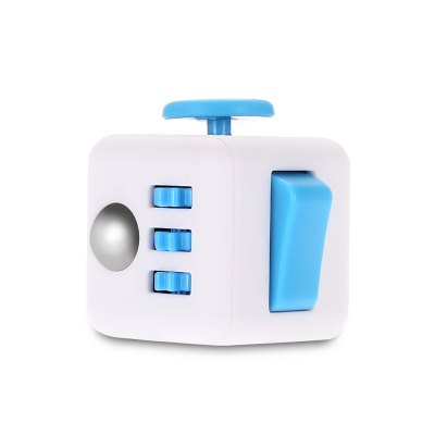 ABS Stress Reliever Magic Cube for Worker