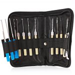 Auto Tool Dimple Hand Pick Set for Car Lock