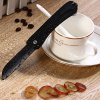 cheap Pocket Size No Locking Foldable Ceramic Knife