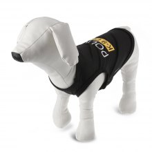 Letter Cotton Pet Dog Clothes Tee Costume