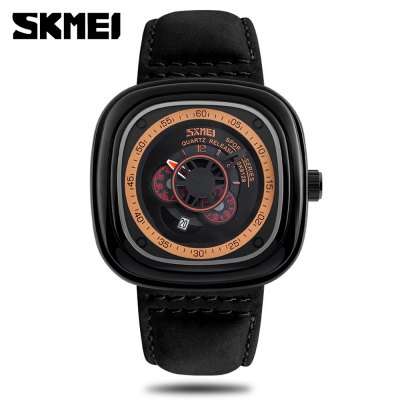 SKMEI 9129 Men Quartz Watch