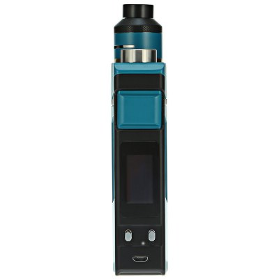 Original IJOY RDTA BOX Mod KitMod kits<br>Original IJOY RDTA BOX Mod Kit<br><br>APV Mod Wattage Range: 151-200W<br>Atomizer Type: Rebuildable Drippers, Rebuildable Atomizer<br>Battery Form Factor: 18650<br>Battery Quantity: 2pcs ( not included )<br>Brand: IJOY<br>Connection Threading of Battery: 510<br>Material: Zinc Alloy, Stainless Steel<br>Mod Type: VV/VW Mod, Temperature Control Mod<br>Model: RDTA BOX 200W<br>Package Contents: 1 x IJOY RDTA BOX Mod Kit, 1 x IMC - 3, 1 x IMC - Coil Pre-made Coil, 1 x Screwdriver, 1 x Little Brush, 1 x English User Manual, 1 x USB Cable, 1 x Tool Pack<br>Package size (L x W x H): 16.70 x 8.30 x 6.10 cm / 6.57 x 3.27 x 2.4 inches<br>Package weight: 0.4540 kg<br>Product size (L x W x H): 2.80 x 5.50 x 10.50 cm / 1.1 x 2.17 x 4.13 inches<br>Product weight: 0.2100 kg<br>Type: Mod Kit