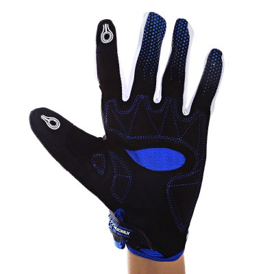 NUCKILY PD06 Cycling GlovesCycling Gloves<br>NUCKILY PD06 Cycling Gloves<br><br>Brand: NUCKILY<br>Features: Breathable, Quick Dry, Shock Absorption, Skid Resistance<br>Gender: Unisex<br>Package Contents: 1 x Pair of NUCKILY PD06 Cycling Gloves<br>Package size (L x W x H): 23.00 x 11.00 x 4.00 cm / 9.06 x 4.33 x 1.57 inches<br>Package weight: 0.1030 kg<br>Product size (L x W x H): 22.00 x 16.00 x 2.00 cm / 8.66 x 6.3 x 0.79 inches<br>Product weight: 0.0700 kg<br>Size: One Size<br>Type: Full-finger