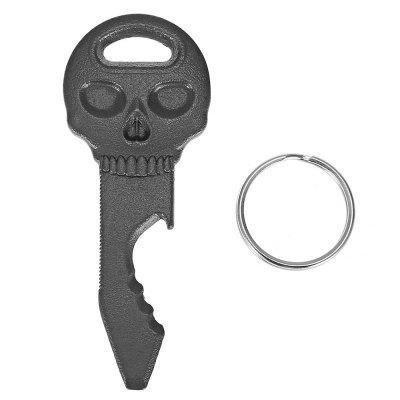 Stainless Steel Key-shaped EDC Bottle Opener Flat ScrewdriverEDC Tools<br>Stainless Steel Key-shaped EDC Bottle Opener Flat Screwdriver<br><br>Color: Black,Gray<br>Material: Stainless Steel<br>Package Contents: 1 x Mini EDC Bottle Opener Flat Screwdriver, 1 x Key Ring<br>Package Dimension: 7.00 x 6.00 x 1.00 cm / 2.76 x 2.36 x 0.39 inches<br>Package weight: 0.0340 kg<br>Product Dimension: 6.50 x 2.50 x 0.50 cm / 2.56 x 0.98 x 0.2 inches<br>Product weight: 0.0210 kg
