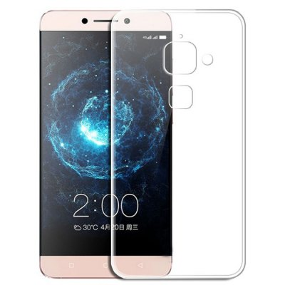 Luanke TPU Soft Case for LeEco Le 2Cases &amp; Leather<br>Luanke TPU Soft Case for LeEco Le 2<br><br>Brand: Luanke<br>Compatible Model: LeEco Le 2<br>Features: Anti-knock, Back Cover<br>Material: TPU<br>Package Contents: 1 x Phone Case<br>Package size (L x W x H): 21.00 x 13.00 x 1.90 cm / 8.27 x 5.12 x 0.75 inches<br>Package weight: 0.0390 kg<br>Product Size(L x W x H): 15.30 x 7.60 x 0.90 cm / 6.02 x 2.99 x 0.35 inches<br>Product weight: 0.0150 kg<br>Style: Transparent