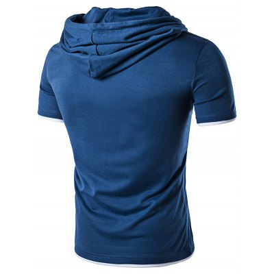WHATLEES Hooded T ShirtMens Short Sleeve Tees<br>WHATLEES Hooded T Shirt<br><br>Brand: WHATLEES<br>Package Content: 1 x WHATLEES T Shirt<br>Package size: 40.00 x 30.00 x 2.00 cm / 15.75 x 11.81 x 0.79 inches<br>Package weight: 0.3400 kg<br>Product weight: 0.3000 kg<br>Season: Summer<br>Size: L,M,S,XL,XXL<br>Sleeve Length: Short Sleeves<br>Style: Casual
