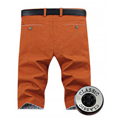 UYUK Tight High Waisted Men Half ShortsMens Shorts<br>UYUK Tight High Waisted Men Half Shorts<br><br>Material: Cotton<br>Package Contents: 1 x Shorts<br>Package size: 40.00 x 30.00 x 2.00 cm / 15.75 x 11.81 x 0.79 inches<br>Package weight: 0.4400 kg<br>Product weight: 0.4000 kg