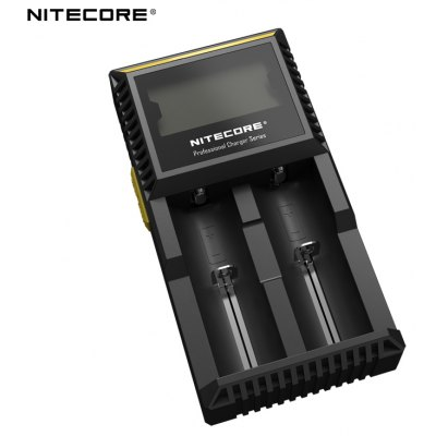 Nitecore D2 Intelligent Digi Charger