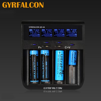 GYRFALCON All - 44 Smart Battery Charger