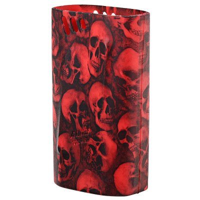 Silicone Sleeve Case for Smok Alien 220W ModAccessories<br>Silicone Sleeve Case for Smok Alien 220W Mod<br><br>Material: Silicone<br>Package Contents: 1 x Sleeve Case for Smok Alien 220W Mod<br>Package size (L x W x H): 14.00 x 8.00 x 2.00 cm / 5.51 x 3.15 x 0.79 inches<br>Package weight: 0.0260 kg<br>Product size (L x W x H): 8.50 x 4.60 x 3.00 cm / 3.35 x 1.81 x 1.18 inches<br>Product weight: 0.0140 kg