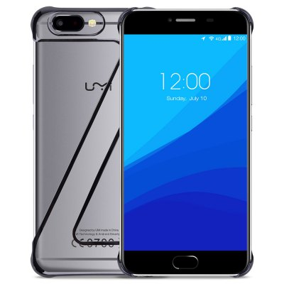 Original UMi Z / Z Pro Back CaseCases &amp; Leather<br>Original UMi Z / Z Pro Back Case<br><br>Brand: UMI<br>Compatible Model: UMi Z / UMIDIGI Z Pro<br>Features: Anti-knock, Back Cover<br>Material: PC<br>Package Contents: 1 x Phone Case<br>Package size (L x W x H): 17.40 x 10.00 x 3.00 cm / 6.85 x 3.94 x 1.18 inches<br>Package weight: 0.1220 kg<br>Product Size(L x W x H): 15.50 x 8.20 x 1.00 cm / 6.1 x 3.23 x 0.39 inches<br>Product weight: 0.0150 kg<br>Style: Transparent