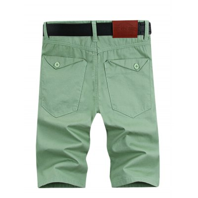 UYUK Solid Color Middle Waist Men Half ShortsMens Shorts<br>UYUK Solid Color Middle Waist Men Half Shorts<br><br>Material: Cotton<br>Package Contents: 1 x Shorts<br>Package size: 40.00 x 30.00 x 2.00 cm / 15.75 x 11.81 x 0.79 inches<br>Package weight: 0.4400 kg<br>Product weight: 0.4000 kg