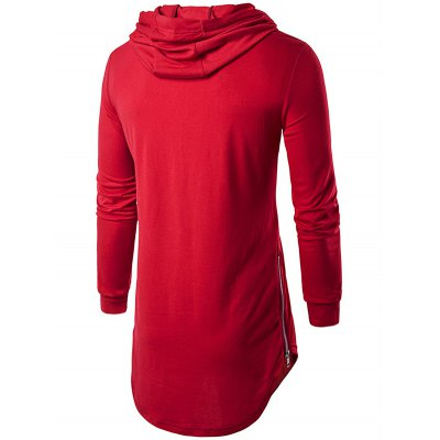 WHATLEES Hooded Long Sleeve T ShirtsMens Long Sleeves Tees<br>WHATLEES Hooded Long Sleeve T Shirts<br><br>Brand: WHATLEES<br>Material: Cotton<br>Package Content: 1 x WHATLEES T Shirt<br>Package size: 40.00 x 30.00 x 3.00 cm / 15.75 x 11.81 x 1.18 inches<br>Package weight: 0.3500 kg<br>Pattern Type: Solid<br>Product weight: 0.3100 kg<br>Season: Autumn, Spring<br>Size: L,M,S,XL,XXL<br>Sleeve Length: Long Sleeves<br>Style: Fashion