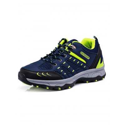 Men Hiking ShoesHiking Shoes<br>Men Hiking Shoes<br><br>Available Size: 39, 40, 41, 42, 43, 44<br>Color: Army green,Blue,Gray<br>Features: Anti-slip, Breathable, Crashworthy, Durable<br>Gender: Men<br>Package Contents: 1 x Pair of Outdoor Hiking Shoes<br>Package size: 34.00 x 24.00 x 15.00 cm / 13.39 x 9.45 x 5.91 inches<br>Package weight: 1.3200 kg<br>Product size: 33.00 x 22.00 x 12.00 cm / 12.99 x 8.66 x 4.72 inches<br>Product weight: 1.1000 kg<br>Season: Summer, Autumn, Spring<br>Sole Material: EVA<br>Type: Hiking Shoes<br>Upper Height: Low
