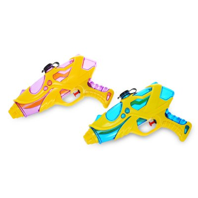 Water Gun Air Pressure System Plastic Toy - 2pcsOther Educational Toys<br>Water Gun Air Pressure System Plastic Toy - 2pcs<br><br>Completeness: Finished Goods<br>Gender: Unisex<br>Materials: Plastic<br>Package Contents: 2 x Water Gun<br>Package size: 27.00 x 17.00 x 8.00 cm / 10.63 x 6.69 x 3.15 inches<br>Package weight: 0.2400 kg<br>Product size: 21.00 x 15.00 x 5.50 cm / 8.27 x 5.91 x 2.17 inches<br>Product weight: 0.1750 kg<br>Stem From: China<br>Theme: Other
