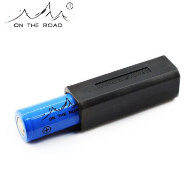 ON THE ROAD Battery Holder 18650 to 26650