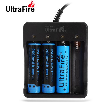 UltraFire HD - 077B 18650 Lithium-ion Battery Charger