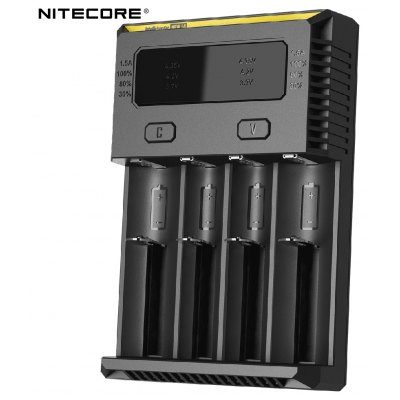 Nitecore New products gadgets i4 Battery Charger