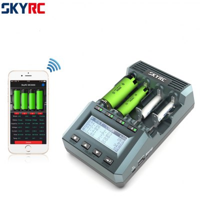 SKYRC MC3000 Smart Bluetooth Charger with App Control
