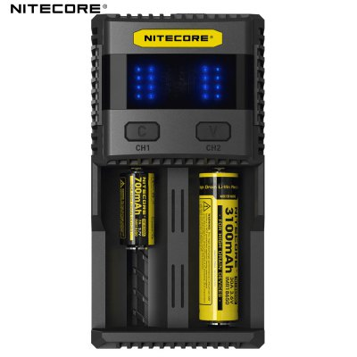 Nitecore SC2 3A Battery Charger