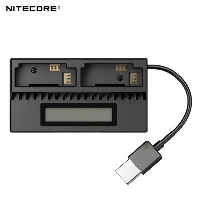 Nitecore UGP4 Smart USB Battery Charger