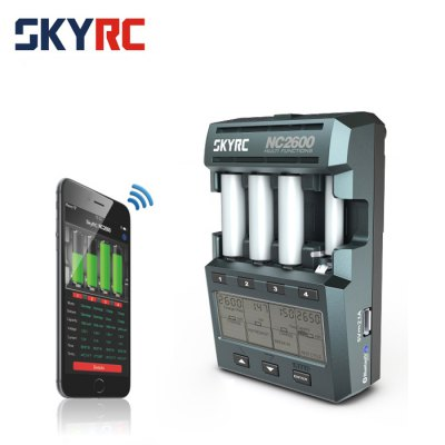 SkyRC NC2600 Bluetooth Caricabatterie