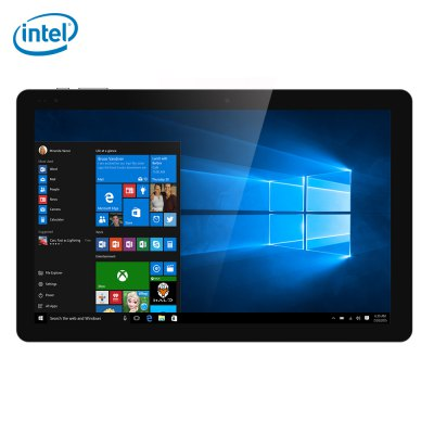 CHUWI Hi10 Pro 2 in 1 Ultrabook Tablet PC - INTEL CHERRY TRAIL X5-Z8350 GRAY
