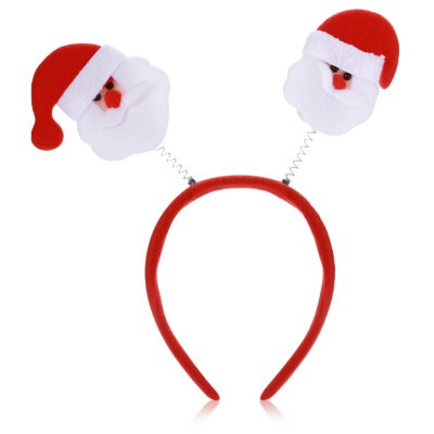 Popular Christmas Head Hoop Festival Party Ball Performance Festival Supplies Unique Gift