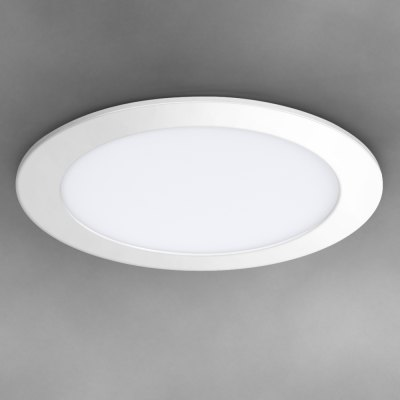 12W AC85 - 265V 1180lm 6000K Cool White Circular Ceiling Lamp