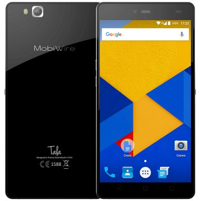 MobiWire Tala 4G Phablet 5.5 inch Android 6.0