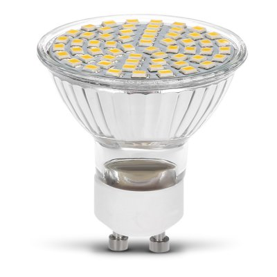 5PCS GU10 6W 800Lm SMD 3528 LED Spot BulbSpot Bulbs<br>5PCS GU10 6W 800Lm SMD 3528 LED Spot Bulb<br><br>Available Light Color: White,Warm White<br>CCT/Wavelength: 6000-6500K,2800-3200K<br>Emitter Types: SMD 3528<br>Features: Long Life Expectancy, Low Power Consumption<br>Function: Studio and Exhibition Lighting, Commercial Lighting, Home Lighting<br>Holder: GU10<br>Lifespan: 30000h<br>Luminous Flux: 800Lm<br>Output Power: 6W<br>Package Contents: 5 x GU10 LED Spot Bulb<br>Package size (L x W x H): 25.00 x 7.00 x 7.00 cm / 9.84 x 2.76 x 2.76 inches<br>Package weight: 0.3000 kg<br>Product size (L x W x H): 5.20 x 4.80 x 4.80 cm / 2.05 x 1.89 x 1.89 inches<br>Product weight: 0.0420 kg<br>Total Emitters: 60<br>Type: Spot Bulbs<br>Voltage (V): AC 220-240