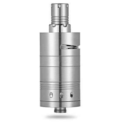 GM Phenomenon Zest v2 RTA AtomizerVapor Styles<br>GM Phenomenon Zest v2 RTA Atomizer<br><br>Material: Acrylic, Stainless Steel<br>Overall Diameter: 22mm<br>Package Contents: 1 x GM Phenomenon Zest v2 RTA Atomizer, 1 x Tank, 4 x Insulated Ring, 4 x O-ring, 2 x Screw, 1 x Screwdriver<br>Package size (L x W x H): 8.80 x 8.80 x 3.30 cm / 3.46 x 3.46 x 1.3 inches<br>Package weight: 0.1480 kg<br>Product size (L x W x H): 6.00 x 2.20 x 2.20 cm / 2.36 x 0.87 x 0.87 inches<br>Product weight: 0.0680 kg<br>Rebuildable Atomizer: RBA,RTA<br>Tank Capacity: 3.0ml<br>Thread: 510<br>Type: Rebuildable Tanks, Rebuildable Atomizer