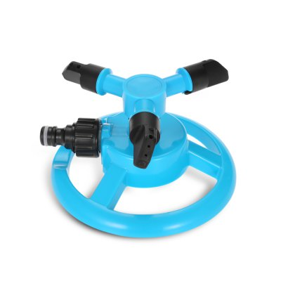 KN - 226 360 Degree Lawn Garden Water SprinklerWatering &amp; Irrigation<br>KN - 226 360 Degree Lawn Garden Water Sprinkler<br><br>Material: Plastic<br>Package Contents: 1 x Water Sprinkler<br>Package size (L x W x H): 14.00 x 11.20 x 17.90 cm / 5.51 x 4.41 x 7.05 inches<br>Package weight: 0.1660 kg<br>Product size (L x W x H): 15.00 x 15.00 x 9.00 cm / 5.91 x 5.91 x 3.54 inches<br>Product weight: 0.0950 kg