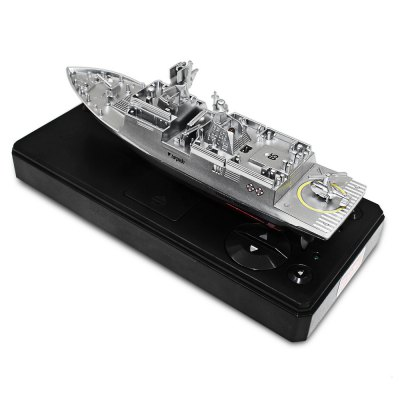 CREATE TOYS 3318 2.4GHz Mini RC Boat - RTRRC Boats<br>CREATE TOYS 3318 2.4GHz Mini RC Boat - RTR<br><br>Age: Above 8 years old<br>Boat/Ship Power: Built-in rechargeable battery<br>Brand: CREATE TOYS<br>Charging Time: About 12mins<br>Detailed Control Distance: 10~15m<br>Features: Radio Control<br>Functions: Turn left/right, Forward/backward<br>Material: ABS, Electronic Components<br>Package Contents: 1 x RC Boat, 1 x Transmitter, 1 x Chinese-English Manual<br>Package size (L x W x H): 17.00 x 7.50 x 8.50 cm / 6.69 x 2.95 x 3.35 inches<br>Package weight: 0.2700 kg<br>Playing Time: 7~8mins<br>Product size (L x W x H): 15.50 x 3.85 x 5.70 cm / 6.1 x 1.52 x 2.24 inches<br>Product weight: 0.2000 kg<br>Remote Control: 2.4GHz Wireless Remote Control<br>Transmitter Power: 4 x 1.5V AA battery (not included)<br>Type: RC Boats