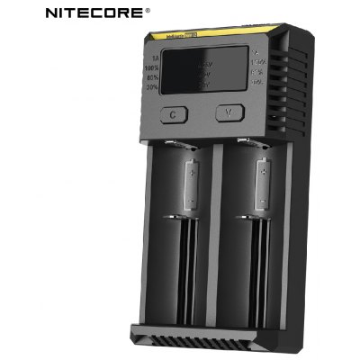 Nitecore New products gadgets i2 Battery Charger