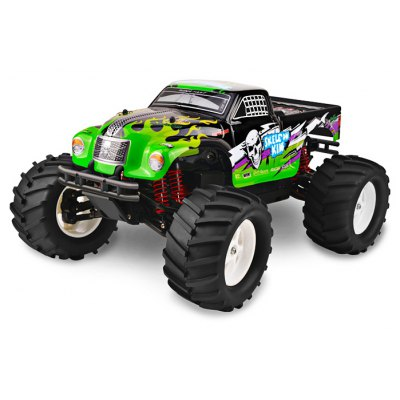 SONGGUOLIN SG - 801 1:8 Brushed Big Foot RC Truck - RTR
