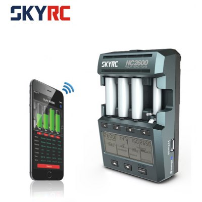 SkyRC NC2600 Bluetooth Battery Charger