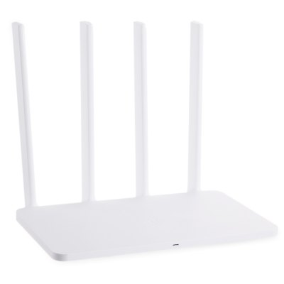 Original Xiaomi Mi 300Mbps WiFi Router 3C English VersionWireless Routers<br>Original Xiaomi Mi 300Mbps WiFi Router 3C English Version<br><br>Brand: Xiaomi<br>DC Port: 5.5 x 2.1<br>Freq: 35-16KHz<br>LAN Ports: 2 ports<br>Language: English<br>Max. LAN Data Rate: 300Mbps<br>Memory: 64MB DDR2<br>Model: 3C<br>Network Protocols: IEEE 802.11b,IEEE 802.11n<br>Package size: 22.00 x 14.00 x 4.20 cm / 8.66 x 5.51 x 1.65 inches<br>Package weight: 0.5300 kg<br>Packing List: 1 x Original Xiaomi Mi WiFi Router 3C, 1 x Power Adapter, 1 x English Manual<br>Processor: MT7628N<br>Product size: 19.50 x 10.70 x 2.54 cm / 7.68 x 4.21 x 1 inches<br>Product weight: 0.2410 kg<br>ROM: 16MB NorFlash<br>Router Connectivity Type: Wireless, Ethernet<br>Speed of Ethernet Port: 100Mbps<br>Supports System: Win7 64, Win8 32, Win8 64, MAC OS X, Win7 32, Win XP, Android 2.x, Android 4.x., IOS, Linux, Win 2008, Win vista, Win 2000<br>Transmission Rate: 300Mbps<br>Type: Border Router<br>WiFi Distance : 100m<br>Wireless Security: WPA-PSK, WPA2-PSK<br>Wireless Standard: Wireless N<br>Working Voltage: 12V 2.5A