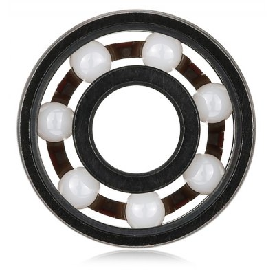 Ceramic + Stainless Steel 608 Hybrid Ball Bearing - 1pc