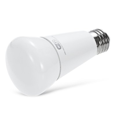GALAXYWIND Wuneng L5 WiFi Smart LED Bulb RGBW Dimming Sync ScenesSmart Lighting<br>GALAXYWIND Wuneng L5 WiFi Smart LED Bulb RGBW Dimming Sync Scenes<br><br>Available Light Color: RGBW<br>Brand: GALAXYWIND<br>Features: APP Control, WiFi<br>Function: Studio and Exhibition Lighting, Home Lighting, Commercial Lighting<br>Holder: E27<br>Luminous Flux: 500LM<br>Output Power: 6.5W<br>Package Contents: 1 x GALAXYWIND Wuneng L5 LED Bulb<br>Package size (L x W x H): 8.00 x 8.00 x 14.00 cm / 3.15 x 3.15 x 5.51 inches<br>Package weight: 0.4000 kg<br>Product size (L x W x H): 6.00 x 6.00 x 11.80 cm / 2.36 x 2.36 x 4.65 inches<br>Product weight: 0.2300 kg<br>Sheathing Material: ABS<br>Voltage (V): AC 100-240V