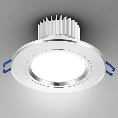 6 x YouOKLight 450LM 3W Recessed LED Downlight