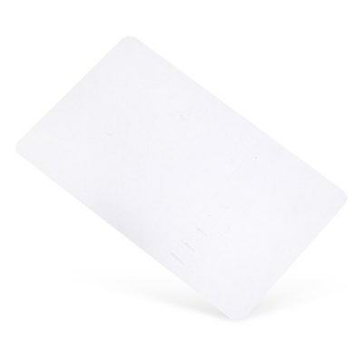 EC - 01 RFID 125KHz EM ID Inductive Security Card ( 20PCS )Access Control<br>EC - 01 RFID 125KHz EM ID Inductive Security Card ( 20PCS )<br><br>Color: White<br>Material: PVC<br>Model: EC - 01<br>Package Contents: 20 x Security Access Card, 1 x English User Manual<br>Package size (L x W x H): 25.00 x 17.00 x 3.00 cm / 9.84 x 6.69 x 1.18 inches<br>Package weight: 0.1550 kg<br>Product weight: 0.1230 kg