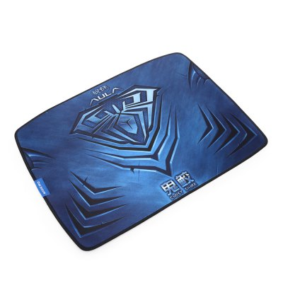 AULA Ghost Shark Gaming Mouse Pad for Desktop / LaptopMouse<br>AULA Ghost Shark Gaming Mouse Pad for Desktop / Laptop<br><br>Brand: AULA<br>Color: Blue<br>Features: Gaming<br>Material: Rubber<br>Model: Ghost Shark<br>Package Contents: 1 x AULA Ghost Shark Gaming Mouse Pad<br>Package size (L x W x H): 45.00 x 33.00 x 2.00 cm / 17.72 x 12.99 x 0.79 inches<br>Package weight: 0.2800 kg<br>Product size (L x W x H): 44.00 x 32.00 x 0.30 cm / 17.32 x 12.6 x 0.12 inches<br>Product weight: 0.2550 kg<br>Type: Mouse Pad