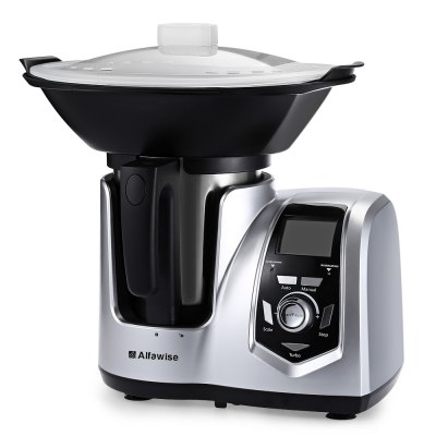 CM - 2501 Multifunctional Soup MakerCooker &amp; Steamer<br>CM - 2501 Multifunctional Soup Maker<br><br>Material: ABS, Stainless Steel<br>Package Contents: 1 x Soup Maker, 2 x Steamer, 1 x Spanner, 1 x Butterfly<br>Package size (L x W x H): 46.00 x 45.50 x 34.50 cm / 18.11 x 17.91 x 13.58 inches<br>Package weight: 8.4350 kg<br>Power (W): 1300<br>Product size (L x W x H): 35.00 x 19.00 x 38.00 cm / 13.78 x 7.48 x 14.96 inches<br>Product weight: 6.1650 kg<br>Voltage (V): 230 - 240