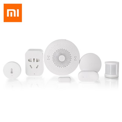 Xiaomi mijia 6 in 1 Smart Home Security Kit - WHITE