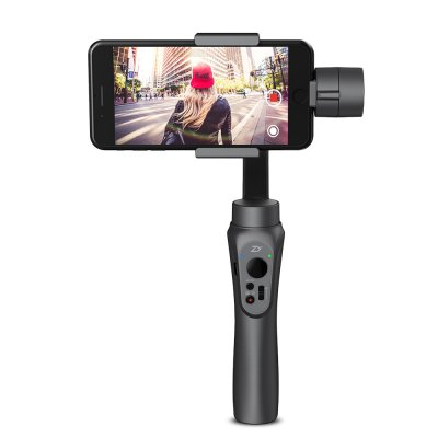 Zhiyun Smooth Q 3-axis Stabilization GimbalGimbal<br>Zhiyun Smooth Q 3-axis Stabilization Gimbal<br><br>Brand: zhiyun<br>Camera Gimbals: Brushless Gimbals<br>Compatible Camera: smartphone ( of 6.0 inch or less ); GoPro 3 / 4 / 5<br>FPV Equipments: Gimbal<br>Functions: Video<br>Max Payload: 220g<br>Package Contents: 1 x Gimbal, 1 x Pack of Accessories<br>Package size (L x W x H): 31.00 x 15.00 x 13.00 cm / 12.2 x 5.91 x 5.12 inches<br>Package weight: 1.0900 kg<br>Product size (L x W x H): 11.80 x 10.50 x 28.50 cm / 4.65 x 4.13 x 11.22 inches<br>Product weight: 0.4500 kg<br>Type: 3 Axis<br>Waterproof / Water-Resistant: No